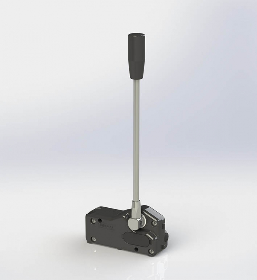 Hyd Control Valve Lever Knobs : Single function control